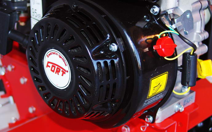 Motorhoe F51, engine from 3.45 to 4,9 KW.