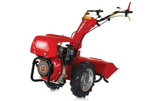 Motorcultivator 280 Serie Fort.